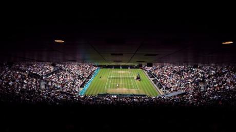 Das Grand-Slam-Turnier in Wimbledon wurde abgesagt.
