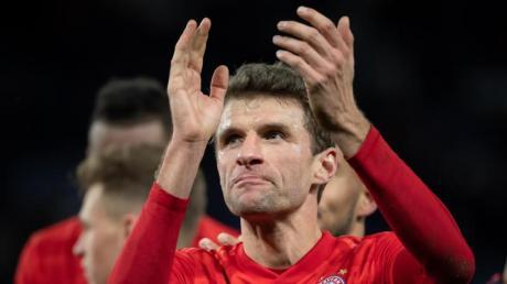 Eine Vertragsverlängerung von Thomas Müller beim FCBayern rückt näher.