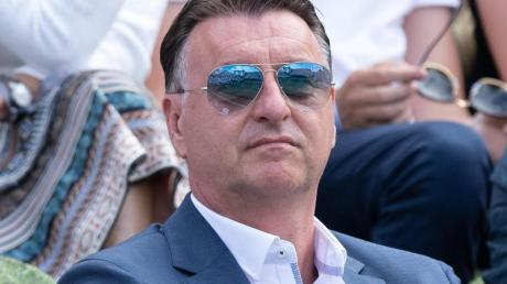Lizenzinhaber der Turniere in Stuttgart, Berlin und auf Mallorca: Edwin Weindorfer.