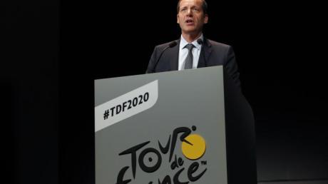 Erteilt einer Tour ohne Zuschauer eine Absage: Christian Prudhomme, Direktor der Tour de France.