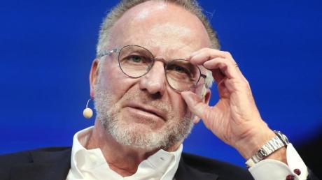 Karl-Heinz Rummenigge: «Nachfrage und Angebot werden den Transfermarkt regulieren und neu ausbalancieren.».