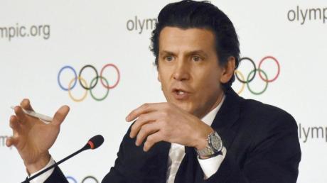 Kann die Kosten durch die Olympia-Verlegung noch nicht absehen: IOC-Olympiadirektor Christophe Dubi.