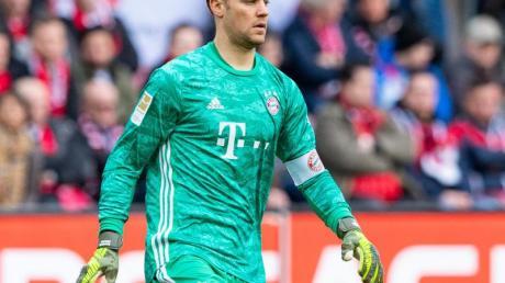 Der Vertrag von Manuel Neuer beim FC Bayern München endet am 30. Juni.