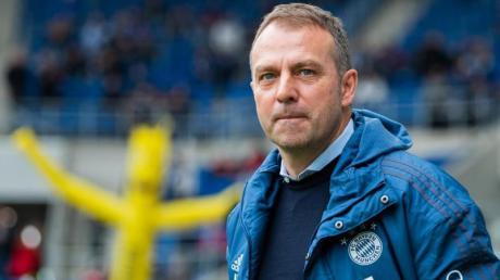 Bleibt Trainer beim FC Bayern:Hansi Flick.