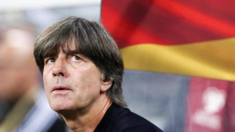 Blickt auf eine abgespeckte Saison-Zwischenbilanz zurück: Bundestrainer Joachim Löw.