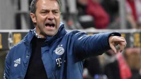 Hansi Flicks Vertrag beim FC Bayern wurde bis zum 30. Juni 2023 verlängert.
