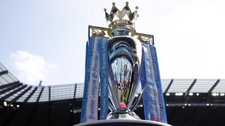 In England ist die Fortsetzung der Premier League noch völlig offen.