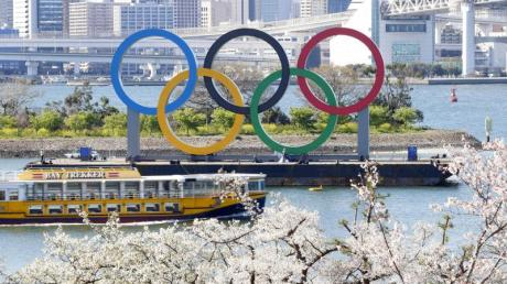 Die Olympischen Spiele in Tokio finden erst im Jahr 2021 statt.