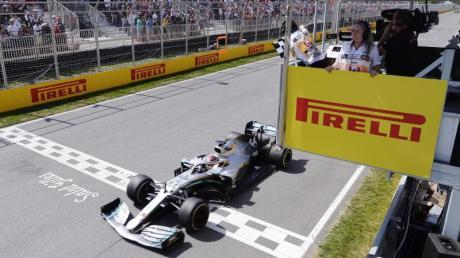 Der Formel-1-Zirkus steht noch längere Zeit still.