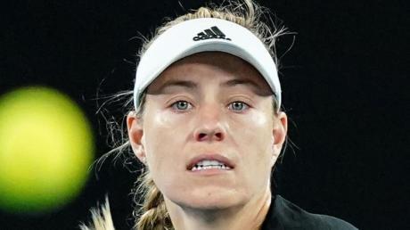 Bestritt ihr letztes Match im Januar bei den Australian Open: Angelique Kerber.