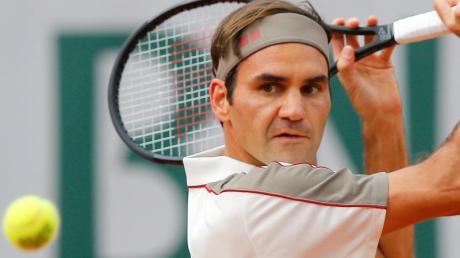Nicht alle Stars machen via Homeoffice so eine gute Figur wie Roger Federer.