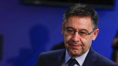Die Methoden von Vereinspräsident Josep Maria Bartomeu werden in der Clubführung des FC Barcelona hart kritisiert.