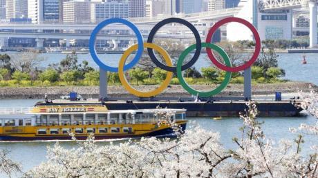 Im Jahr 2021 statt 2020 finden die Olympischen Spiele von Tokio statt.