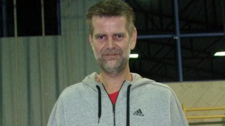 Alles im Griff: Jörg Niemann zählt bereits seit vielen Jahren zu den Leistungsträgern der ersten Tischtennis-Herrenmannschaft des TSV Burgheim.