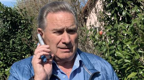 Führt täglich mehr als 50 Telefonate: Spielerberater Michael Koppold muss in Zeiten der Corona-Krise auf persönliche Kontakte zu seinen Spielern verzichten.