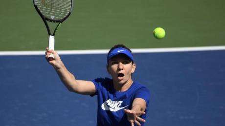Simona Halep kann sich Tennis-Matches ohne Fans kaum vorstellen.