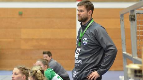 In dieser Saison trainierte Andreas Dittiger die Damen des SV München-Laim, in der kommenden die Herren des TSV Friedberg.