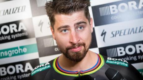 Wollte in diesem Jahr eigentlich Tour und Giro fahren: Bora-hansgrohe-Profi Peter Sagan.