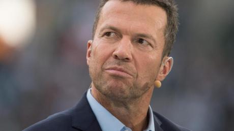 Äußert sich zu Manuel Neuers Vertragsverhandlungen: Sky-Experte Lothar Matthäus.