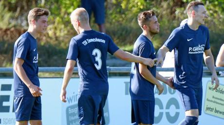 Der TSV Ziemetshausen darf wohl die Rückkehr in die Bezirksliga per Quotientenregel bejubeln. Der Kreisligist hatte die nun abgebrochene Saison über weite Strecken dominiert.