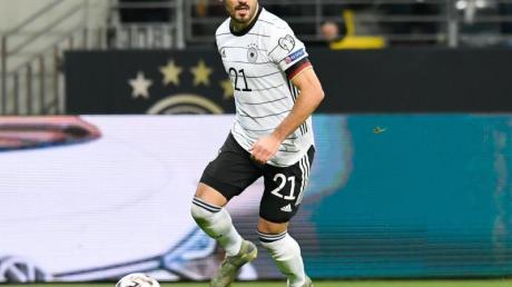 Sieht die EM-Verschiebung nicht unbedingt als Nachteil: Nationalspieler Ilkay Gündogan.