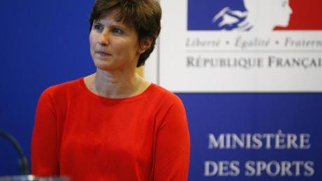 Bei der Bekämpfung der Coronavirus-Pandemie muss für die französische Sportministerin Roxana Maracineanu der Sport hintenanstehen.