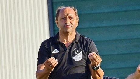 Geht in Fußballrente: Naz Seitle wollte am Saisonende als Trainer beim SV Karlshuld aufhören. Durch die Corona-Krise fällt die Abschiedstour aus.