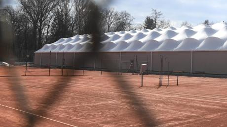 Noch sind die Tennisanlagen in Bayern geschlossen. Doch der BTV hat einen Notfallplan für die Punktspiele erarbeitet.