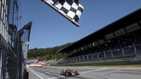 Die Formel-1-Weltmeisterschaft soll im Juli in Österreich starten.