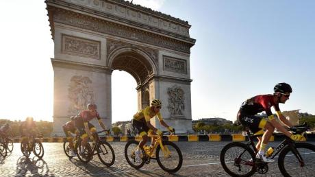 Wegen der Coronavirus-Pandemie wurde die 107. Tour de France bereits in den August verschoben.