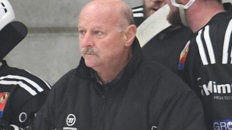 Stanislav Hlozek ist nicht mehr Trainer des ESV Burgau.