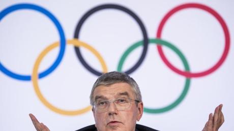 Thomas Bach schrieb einen Brief an die olympische Bewegung.
