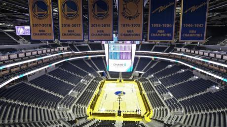 Die Basketball-Saison ist seit dem 11. März unterbrochen.