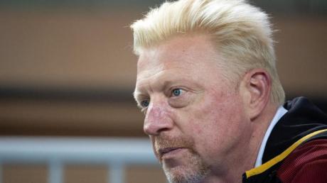 Boris Becker warnt vor einer tiefgreifenden Krise des Tennissports.