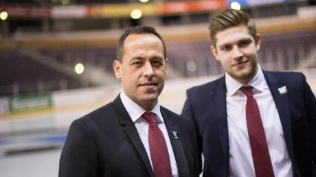 «Man muss sich das doch mal vorstellen: In seinen jungen Jahren ist Leon Draisaitl bereits einer der besten Eishockey-Spieler - wenn nicht sogar der beste - auf dieser Welt», sagt Marco Sturm.