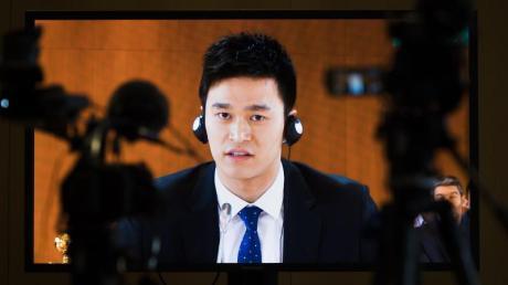 Die achtjährige Sperre von Chinas Schwimmstar Sun Yang wurde erst einmal aufgehoben. Sein Fall muss neu verhandelt werden.