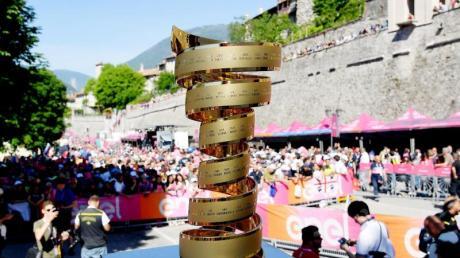 Der Giro d'Italia 2020 sollte ursprünglich im Mai in Budapest starten.