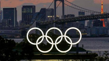 Die Olympischen Spiele wurden wegen der Corona-Krise von 2020 nach 2021 verlegt.