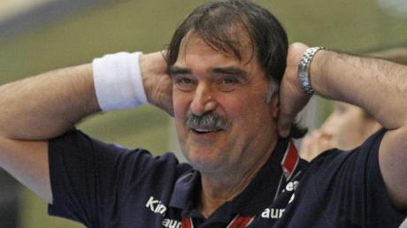 Zwischendurch auch Trainer in Gummersbach: der Kroate Sead Hasanefendic.