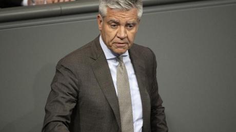 CDU-Obmann im Sportausschuss des Bundestages: Der Berliner Frank Steffel.