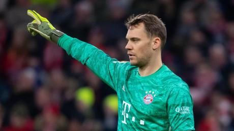 Weiterhin ein Münchner: Nationaltorwart Manuel Neuer verlängerte nach monatelangen Verhandlungen seinen Vertrag bis 2023.