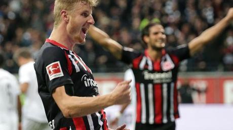 Das Hinspiel in Frankfurt hatten die Münchner 1:5 verloren.