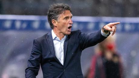 Brachte die Hertha auf Kurs: Bruno Labbadia.
