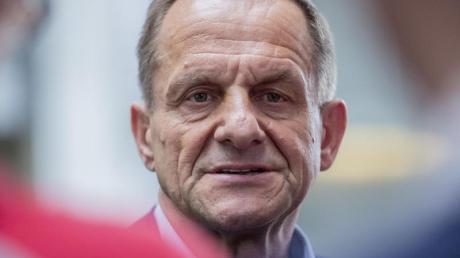 DOSB-Präsident Alfons Hörmann:Vereine brauchen Unterstützung.