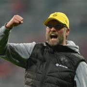 2015 war Jürgen Klopp noch Trainer von Borussia Dortmund.