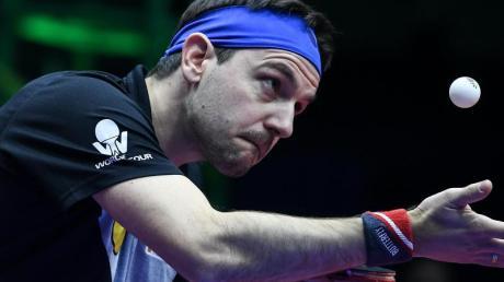 Neben Timo Boll treten auch zahlreiche andere Topspieler in Düsseldorf an.