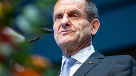 Unterstützt Sportler in ihren Bekundungen gegen Rassismus: DOSB-Präsident Alfons Hörmann.