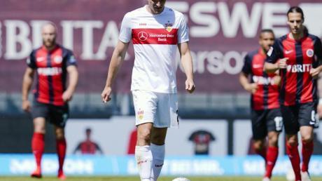 Der Vertrag von Mario Gomez beim VfB Stuttgart läuft aus.
