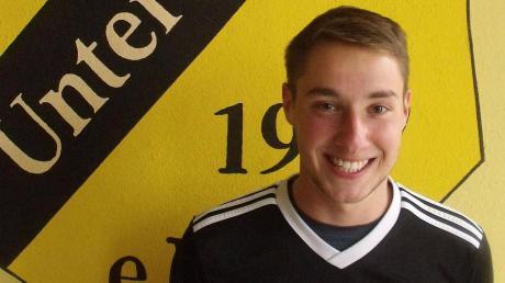 Wechselt in der neuen Saison von der TSG Untermaxfeld zum SV Klingsmoos: Torjäger Marco Veitinger.