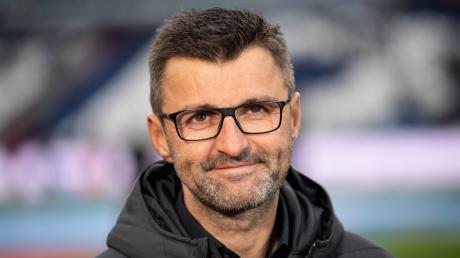 Michael Köllner ist seit November Trainer des TSV 1860 München. Unter dem 50-Jährigen haben die Löwen in der Liga noch kein Spiel verloren.